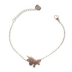 Bracelet chaîne, licorne,...