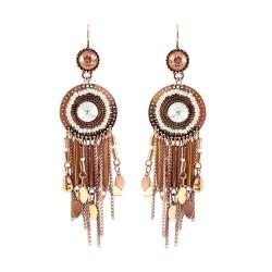 Boucles d'oreilles ethnique...