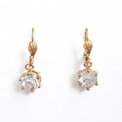 Boucles d'oreilles diamant...