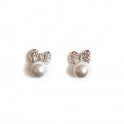 Boucles d'oreilles nœuds...