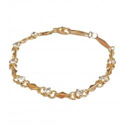 Bracelet chaîne, style...