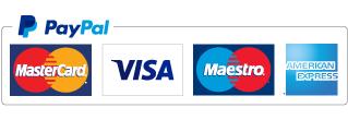 Moyens de règlement via Paypal