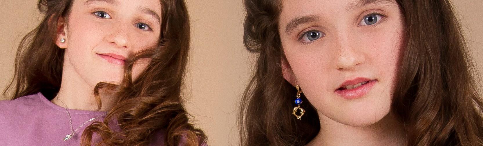 """Nos bijoux portés par la sublime Emma, prise par la photographe Amélie Devit et habillée par """"Habillemoisitupeux"""""""