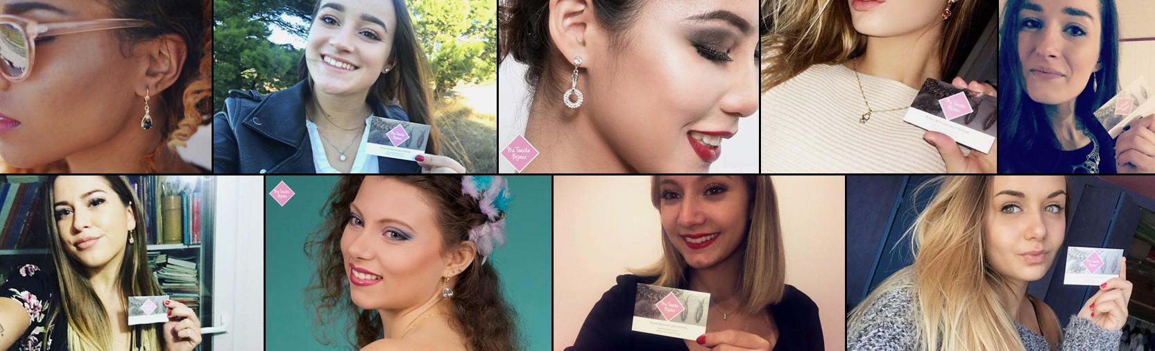Ma Touche Bijoux, la boutique en ligne avec des bijoux et accessoires tendance!